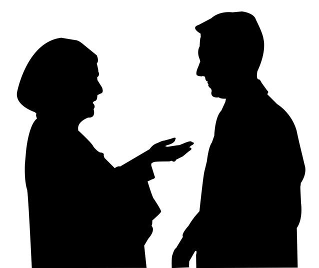 verbal kommunikation